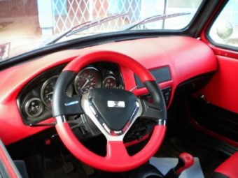 Рулевое управление ЗАЗ 965