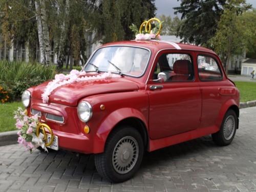 ЗАЗ 965 для свадьбы